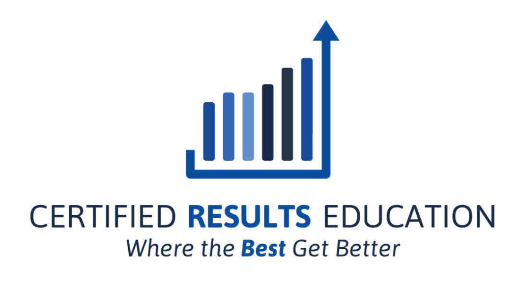 Certified Results Education - Cropped Color
